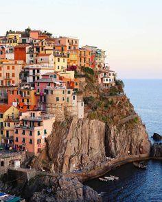 Cinque Terre . Liguria