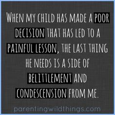 Parenting...biggest challenge, biggest joy.