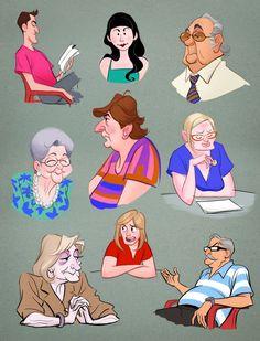caricaturas2.jpg (1222×1600)