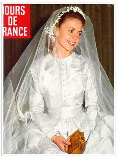 Mariage de Gersende de Sabran-Ponteves et du prince Jacques d'Orléans le 3 août 1969
