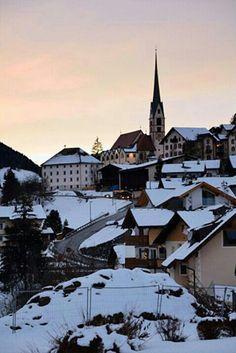 Santa Cristina, Val Gardena, Trentino