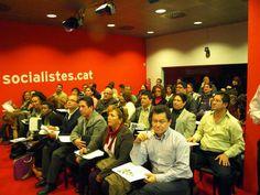 Panorámica de los asistentes al seminario taller Técnicas para Manejarse Eficientemente con los Medios de Comunicación en octubre de 2013.