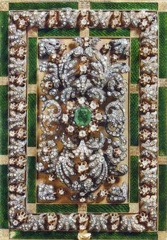 Quran Cover Ottoman