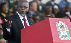 Tanzania's President Magufuli Appoints Lean Cabinet
