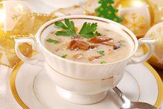 Plein de recettes de soupes de Noël !!