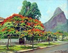 Leblon, 1948 Gastão Formenti (Brasil, 1894-1974) óleo sobre tela, 65 x 55 cm
