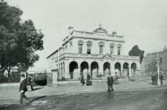 Parramatta Town Hall c. 1910
