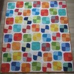 Simple Quilt Finished