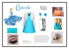 """""""Modern Cinderella! Disney Look 1#"""" by n-kaas-sorensen on Polyvore featuring Cutie, Chanel, ALDO, Kate Spade, Bling Jewelry, Essie, Ice, Lord & Taylor, Casetify and modern"""