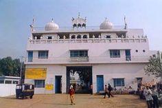 SikhPunjabiworld: Gurudwara Panjokhra Sahib The Gurdwara is dedicate. Taj Mahal, Places To Visit, Mansions, House Styles, Building, Travel, Home Decor, Viajes, Decoration Home