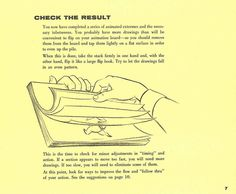 Page #7 | Walt Disney's - Tips on Animation