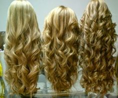 Breakdown Of Hair Curling Iron Sizes and Hair