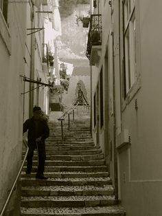 Lisbon - old town