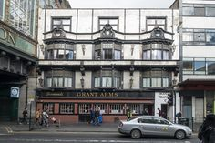 The Grant Arms Pub Glasgow Central Station