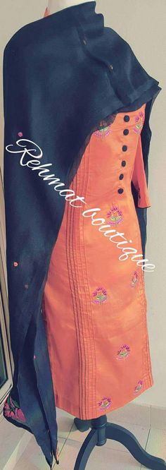 Pinterest@harvirk Ethnic Outfits, Indian Outfits, Colour Combination For Dress, Salwar Pattern, Suits For Women, Clothes For Women, Trendy Suits, Boutique Suits, Punjabi Fashion