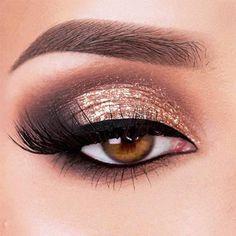 Festive Ideas for Hazel Eyes Makeup picture 2