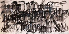 calligraffiti by neils shoe muelman