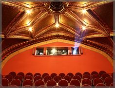 The most beautiful cinema building of Budapest - Urania Uránia movie theater boasts with a rich history. It was built in the and has had many functions over the years, was a night club.