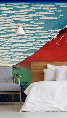 Creating such a relaxing euphoria, these Japanese art wallpapers will transform any room into absolute bliss. Perfect for your bedroom and bathroom or for a feature wall in any space, these oriental designs are extremely versatile. Order one of our Japanese wallpaper murals and transport yourself deep into the majestic Orient. Click to see this stunning collection from Wallsauce! #wallmural #wallpaper #oriental #wallsauce #japanese #homedecor #interiortrend Oriental Wallpaper, Asian Wallpaper, Tropical Wallpaper, Wallpaper Murals, Bedroom Wallpaper, Colorful Wallpaper, Wall Murals, Oriental Design, Japanese Architecture