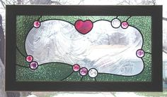 Personalize This Love Offering Stained Glass