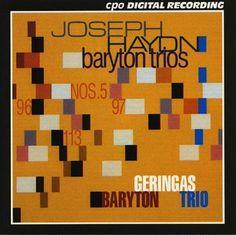 Haydn: Baryton Trios [CD]