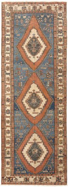 Antique Bakshaish Rugs : Lot 103