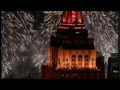 February 6, 2016: VIDEO: The Empire State Building's lights are synced to the Lunar New Year fireworks display over the Hudson River to celebrate the Year of the Monkey. Watch it here: