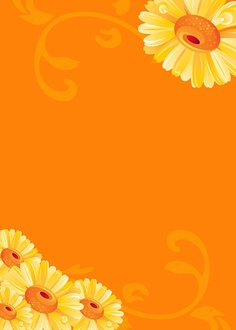 Free Printable Invitation for an 'Orange' themed birthday party by The Cottage Mama.