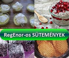 RegEnor-os sütemények Paleo, Keto, Diet Recipes, Cereal, Healthy Eating, Pudding, Breakfast, Desserts, Food