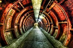 Greenwich Foot Tunnel, London, England — by Jim Nix. Allow me to state the obvious - there is a LOT to see and photograph in London. Like, a whole lot. So on one of my...