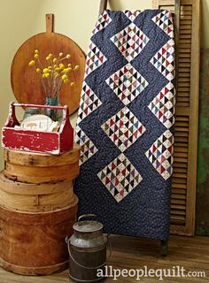 Heartspun Quilts ~ Pam Buda: Can't Believe It's Me in AP&Q Magazine!!! ~ Prairie At Heart