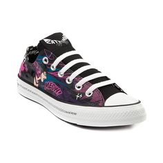 8b702ca72c8 DC Catwoman Lo Tops version 2 Converse All Star