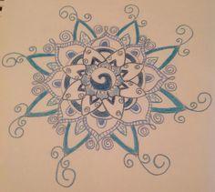My Mandala  #100mandalas