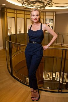 Diane Kruger In Jason Wu