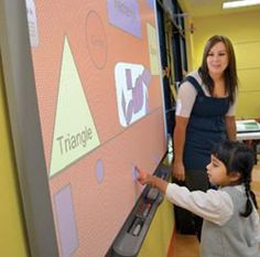Students on board with new teaching technology
