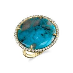 Irene Neuwirth | Jewelry opal ring