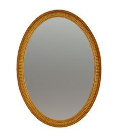 George III Oval Giltwood Mirror Custom Mirrors, Classic, Home Decor, Derby, Decoration Home, Room Decor, Classical Music, Interior Design, Home Interiors