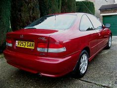 Used 1999 Honda Civic VTI for sale in Devon   Pistonheads. Now sold but pix remain for posterity.