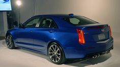 2016 Ats sedan, but white