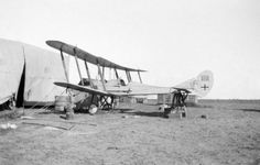 1914 Royal Naval Air Service BE2c