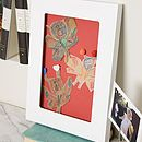 Child's Single Art Frame by The Articulate Gallery, the perfect gift for Explore more unique gifts in our curated marketplace. 3d Artwork, Artwork Pictures, Displaying Childrens Artwork, The Masterpiece, Confidence Building, Classic White, Framed Art, Picture Frames, Oriental