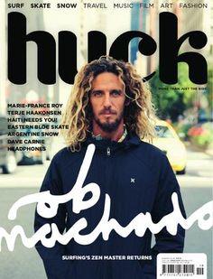 HUCK magazine The Rob Machado Issue (Digital Edition)