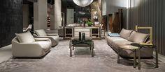 Martini Sofa & Chairs by Rossella Pugliatti for Giorgetti