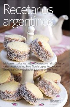 Alfajores de Maizena. Biscuit-type sandwich cookie with dulce de leche filling. Here is a recipe link: http://www.tipsnutritivos.com