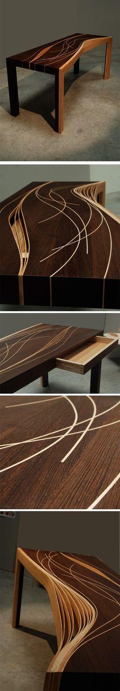 Wood Profits - Inspiré des principes de lArt Nouveau Aurélien Fraisse, jeune designer ébéniste, nous a contacté afin de nous présenter son meuble de diplôme de fin détu Discover How You Can Start A Woodworking Business From Home Easily in 7 Days With NO Capital Needed!