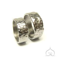 titanium trouwringen
