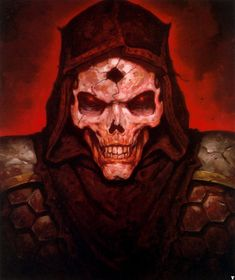METAL ON METAL: Gerald Brom, horror-fantasy art