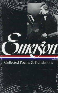 transcendentalist american essayist and poet