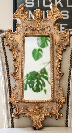Italian Florentine Gilt Mirror