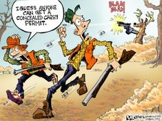 Hands Cartoon: Hunt and Carry